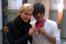 Shah Rukh Khan gets Morocco's medal of honour