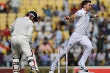 4th Test: Anderson leads England's charge on day two