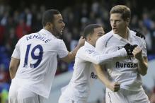 Vertonghen scorers the winner as Spurs beat Swansea 1-0