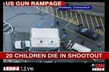 US mourns as shooting incident leaves 20 children dead
