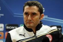 Valverde named as Valencia coach until end of season