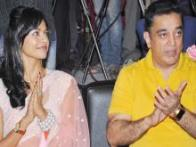 Kamal Haasan at Viswaroopam's audio launch