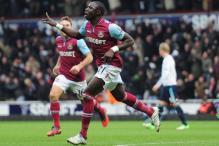 West Ham stun Chelsea 3-1 at home