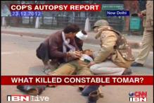 What killed Delhi Police constable Subhash Tomar?