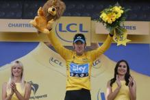 Cycling champion Wiggins knighted in UK New Year Honours