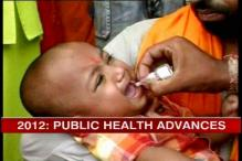 Health 2012: Fight against polio to dismal malnutrition figures