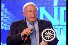 Yusuf Hamied's message on being CNN-IBN's IOTY in business category