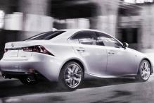 Unveiled: The all-new Lexus IS