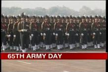 Army celebrates 65th Indian Army Day