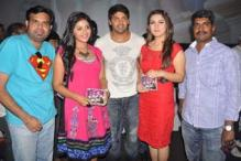 Audio launch of Tamil movie 'Settai'
