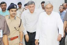 'Bihar DGP to act against Saran DIG in bribe case'