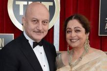 Snapshot: Anupam and Kirron Kher attend SAG award ceremony