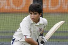 Let Arjun enjoy the game, urges Sachin Tendulkar