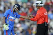 Indian umpiring criticised by Eng media