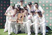 Aus complete 3-0 series whitewash against SL
