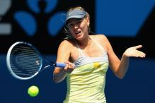 Aus Open: Sharapova registers 6-0,6-0 win in round one