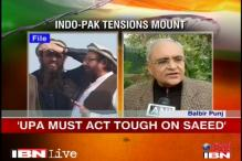 Treat Hafiz Saeed as a war criminal: BJP