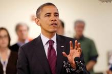 Barack Obama criticised for white male cabinet