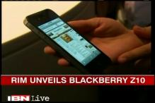 Is the new Blackberry Z10 a threat to the iPhone?