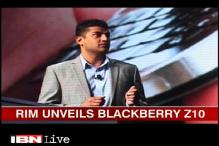 BB 10: Indian behind Blackberry's new avatar