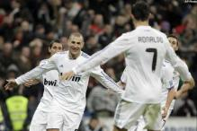 Real beat Valencia in Copa del Rey first-leg quarters