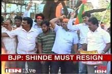 Sack Shinde or will disrupt Parliament session: BJP