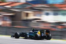 Caterham to launch 2013 car at first test