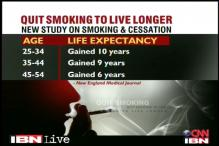 People who quit smoking at 40 reverse the damage, live longer: study