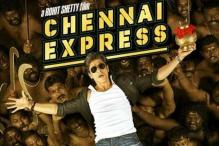'Chennai Express' 1st posters: Ready, steady, po!
