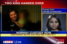 Norway NRI custody row: Children handed over to mother