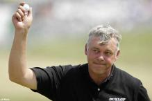 Darren Clarke to play in India despite car accident