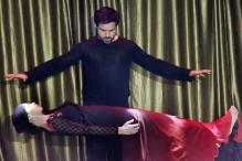 Ek Thi Daayan: Emraan turns magician at the first look launch