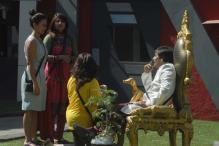 Bigg Boss 6: Rajev says Delnaaz walked out on him