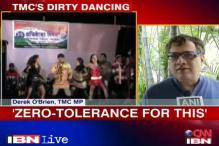TMC suspends workers who heckled dancers