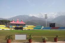 Dharamsala set to host its first international match