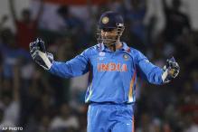 Dhoni blames seniors for defeat in Kolkata ODI