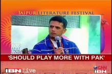 Should play Pak more, but politics and cricket do mix: Rahul Dravid