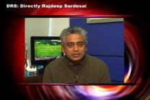 Rajdeep Sardesai bats for cricket without politics