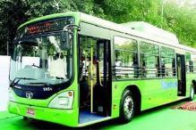 UP: Women workers in Noida demand special buses