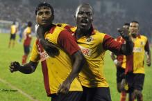 I-League: East Bengal beat Mumbai FC 2-0