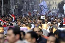 Police and protesters clash in Egypt, army sent to Suez