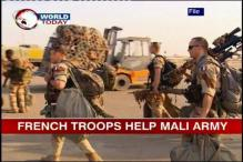 France launches ground campaign against Mali rebels