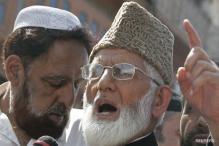 Geelani welcomes Verma panel's recommendation on AFSPA