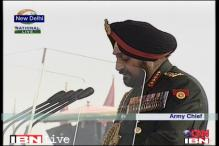 65th Army Day: Gen Bikram Singh pays homage to martyrs