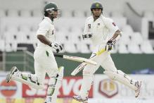 Pakistan slip after good start