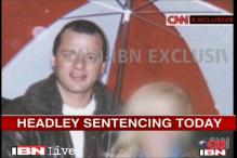 US court to sentence David Coleman Headley today