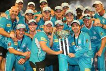 Brisbane beat Perth to lift Big Bash trophy