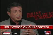 Celebrities demand change in gun law in US