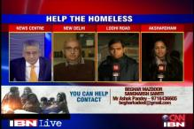 CNN-IBN Campaign: Help the homeless all across the country