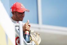 Mercedes seem hungrier than McLaren, says Hamilton